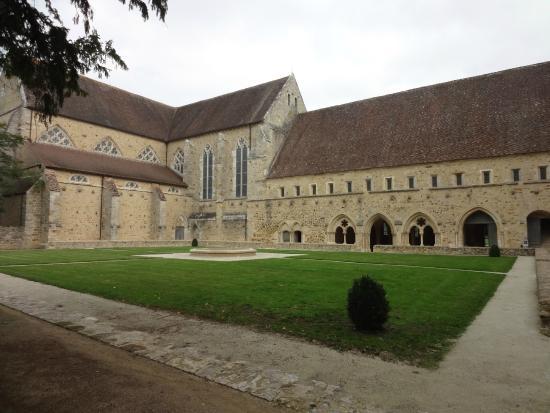 Abbaye de L'Epau: L'epau abbey