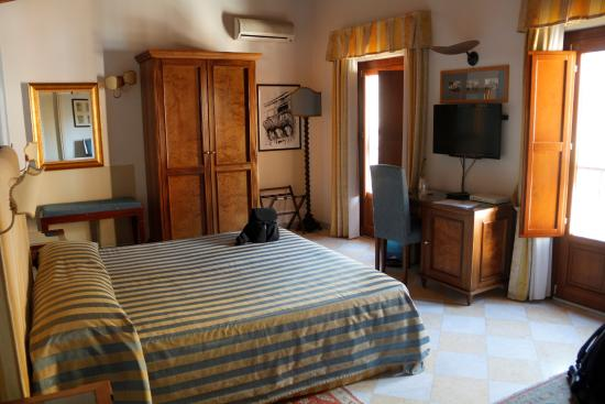 Our room - Picture of B&B Terrazze di Montelusa, Agrigento - TripAdvisor