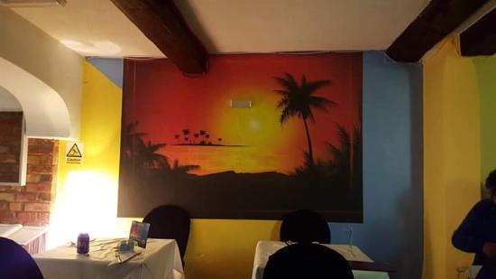 Paradise Caribbean Cuisine