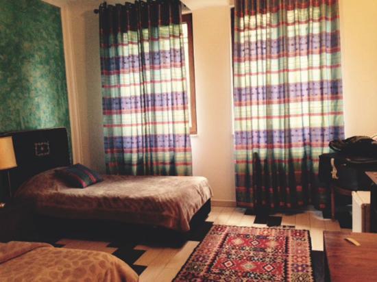 Hotel Michele Sarajevo: Our room
