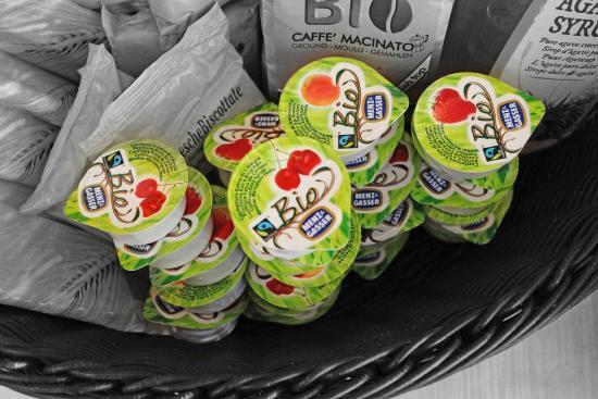 Terzigno, Włochy: Colazione Bio