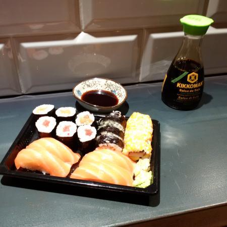 imagen ii sushi en Castell-Platja d'Aro