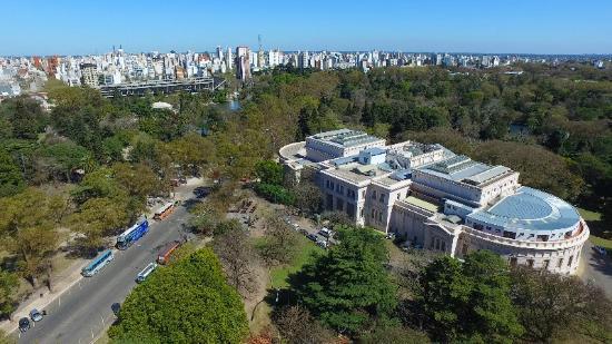 Muzeum Nauk Przyrodniczych w La Plata