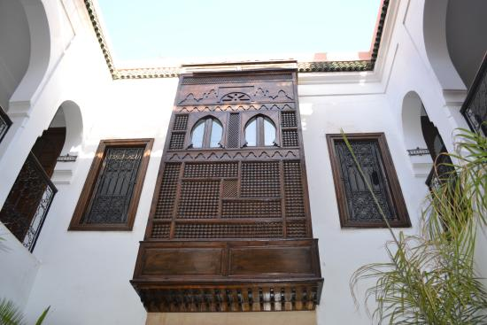 Riad Nerja: our room