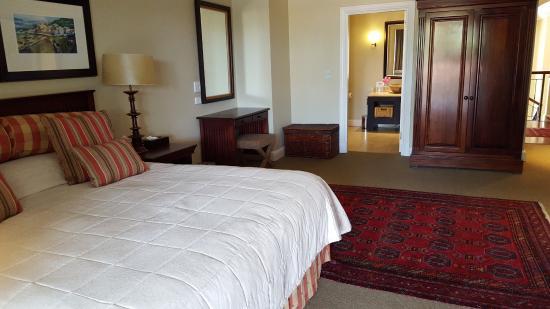 AHA Auberge Hollandaise Guest House: Bedroom