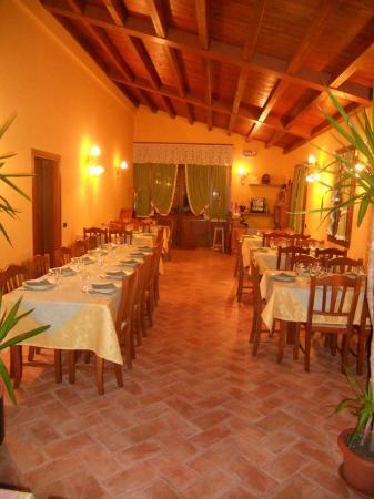 Lozzo Atestino, Italia: locale interno