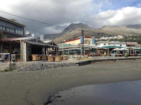 Costas & Chrysoula: plakias beach.