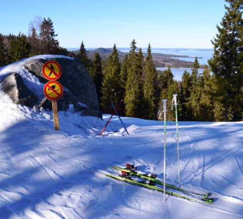 Koli National Park, Finland: Ukko-Koli slopes