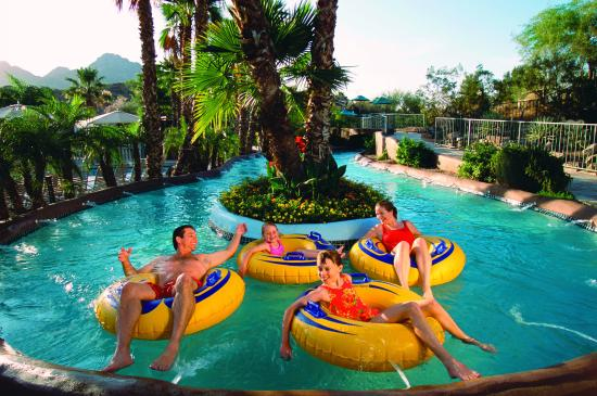 Pointe Hilton Squaw Peak Resort: The Lazy River