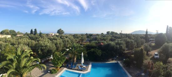 Агиа-Марина, Греция: Вид