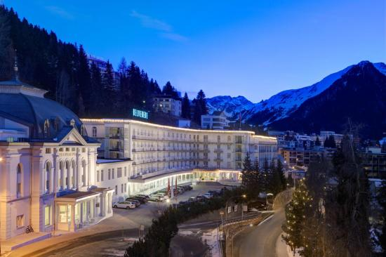 Photo of Steigenberger Grandhotel Belvedere Davos