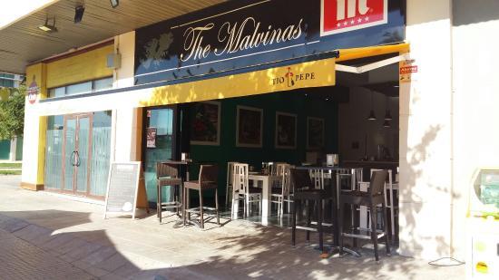 The Malvinas