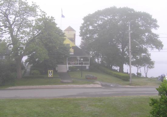 Peaks Island, ME: Fifth Maine in the fog