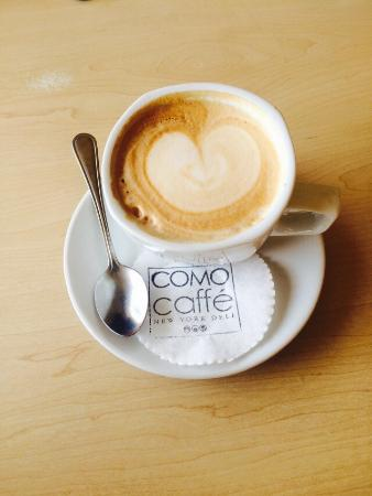 Como Caffe: Wonderful yummies from a quiet cafe