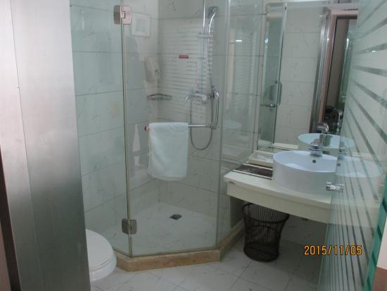 Wu Gong Hotel: バスルーム