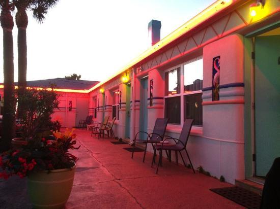 Magic Beach Motel 1950 S Exterior Picture Of
