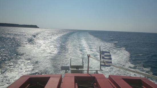 Captain Kostis Hermes Cruises