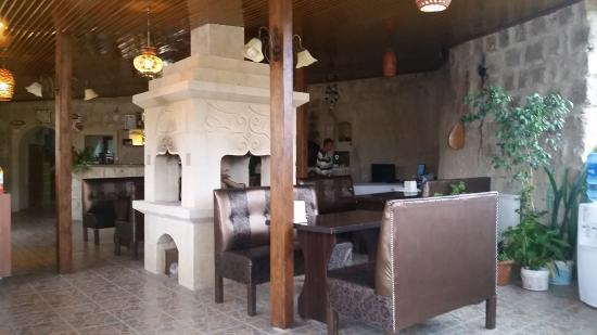 Dedeli Konak Cave Hotel: Turkey trip