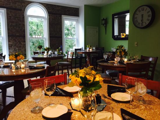Smithfield Gourmet Bakery and Cafe: Private dining area