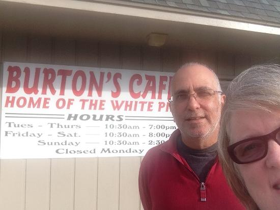 Whittington, IL: Great road trip lunch stop