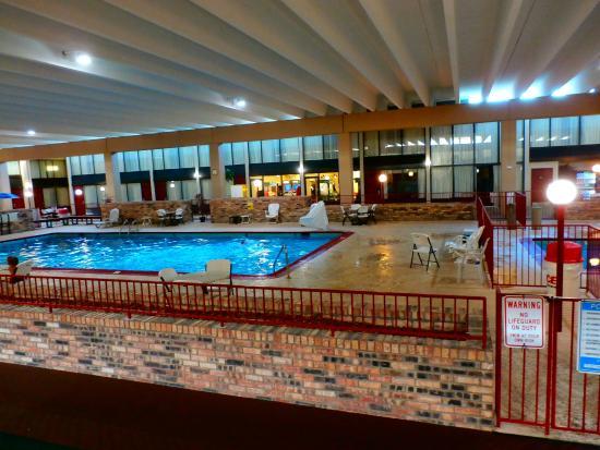 Grayling, MI: Ramada Hotel