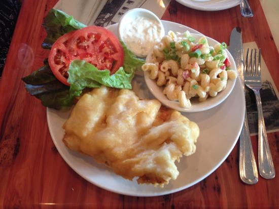 Sewall s Point, FL: Grouper sandwhich