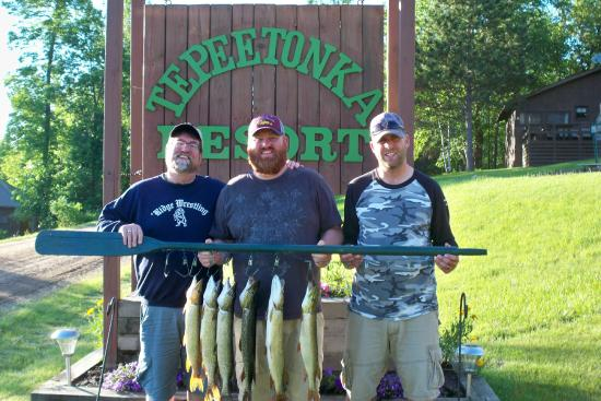 Hines, MN: Summer Fishing
