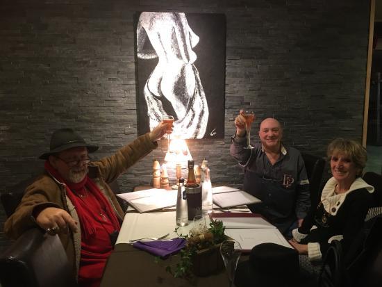 Une soir e entre amis photo de le pre en bulles merbes for Menu pour soiree entre amis