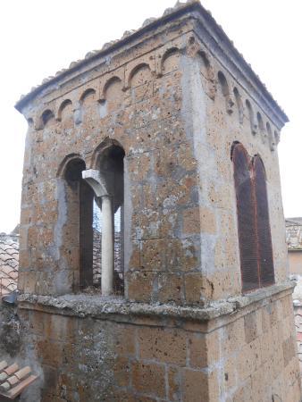 Civita Castellana, Italy: Il campanile