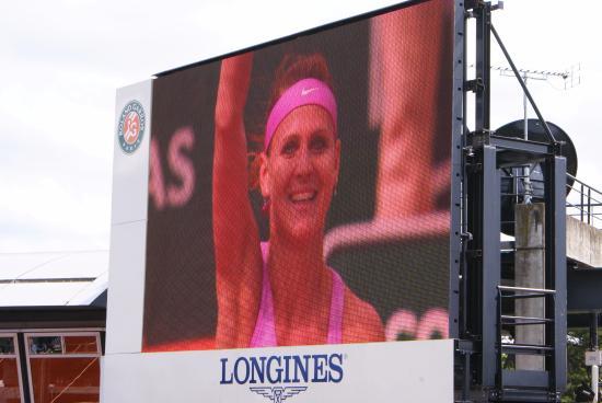 Stade Roland Garros: well done!