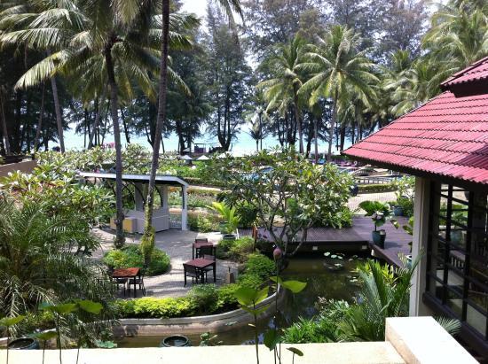 Dusit Thani Laguna Phuket: vista dell'esterno
