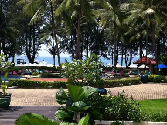 Dusit Thani Laguna Phuket: vista mare