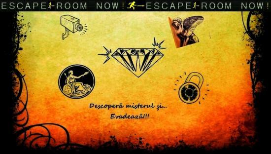 Escape Room Now Ploiesti