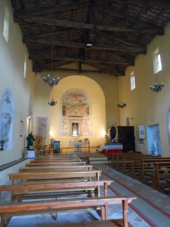 Corchiano, อิตาลี: L'nterno