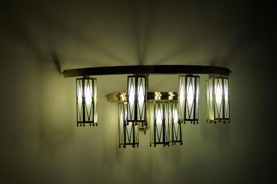 Art Deco Lampen - Bild von Carlo IV, Prag - TripAdvisor
