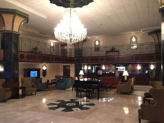 Drury Inn & Suites St. Louis Convention Center: Reception