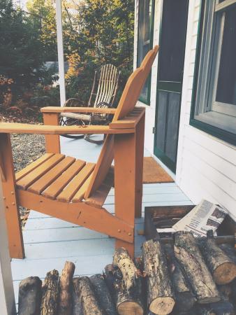 Maine Idyll Motor Court: Cabin 10