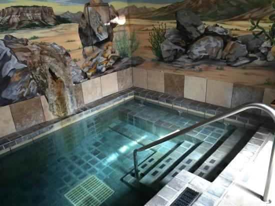 Sierra Grande Lodge & Spa: Private Hot Spring Pool