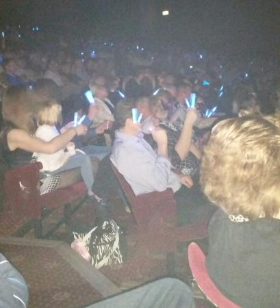 Southport Theatre & Convention Centre: The audience