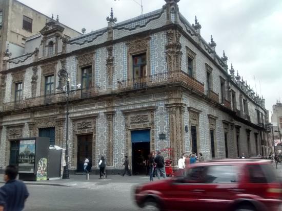 Foto de sanborns de los azulejos ciudad de m xico for Sanborns azulejos historia