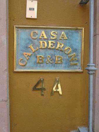 Casa Calderoni Bed and Breakfast Picture