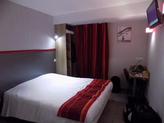 Hotel Albizia : Chambre grand Lit