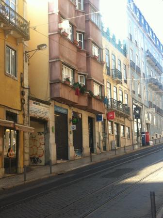Residencial Valentina: rua da estrella