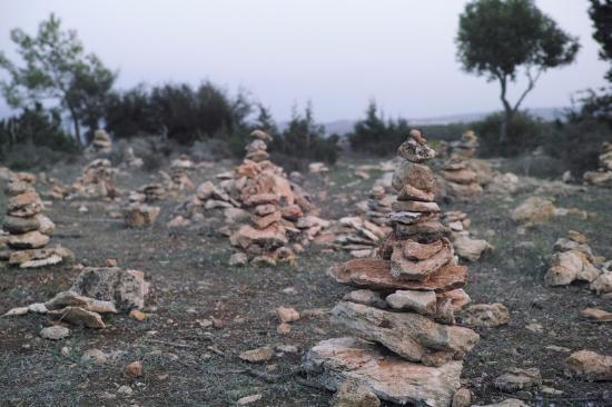 Aphrodite Trail: Пирамидки