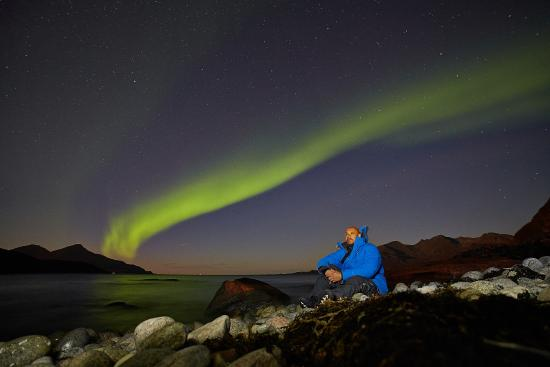 Troms, Norge: Our Northern Lights Chase
