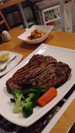 Bar Italia: Huge portions :-)