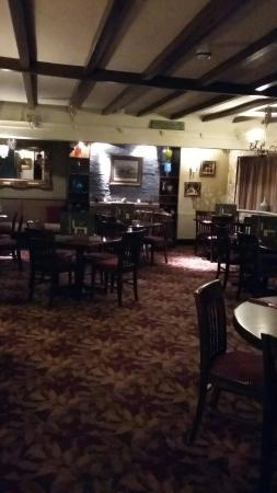 East Cowton, UK: Clearly a dirty & dated pub!?