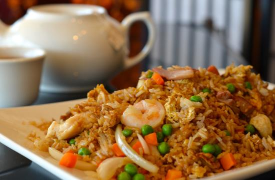 Golden Dragon: house Fried rice