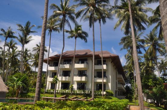 Coconut Beach Resort : вид на отель 2