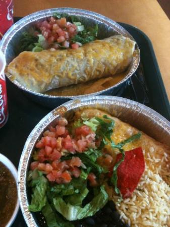 Englewood, CO: Burritos!
